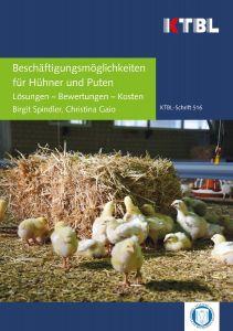 Beschäftigungsmöglichkeiten für Hühner und Puten - Lösungen - Bewertungen - Kosten