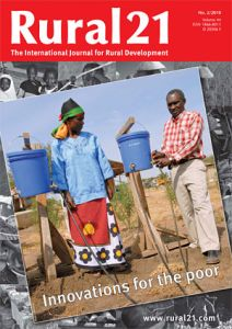 Rural 21 (engl. Ausgabe 2/2010)