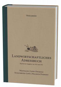 Niekammer' s landwirtschaftliches Adressbuch