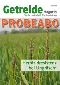 Kostenloses PROBEABO: GetreideMagazin