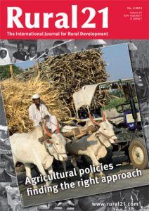 Rural 21 (engl. Ausgabe 4/2013)