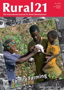 Rural 21 (engl. Ausgabe 2/2014)