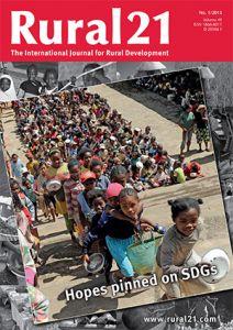 Rural 21 (engl. Ausgabe 1/2015)
