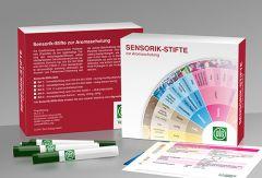 Sensorik-Stift-Set 1: Aromareferenzen für die Auswahlprüfung (blumig-fruchtig-pflanzlich)