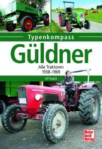 Güldner - Alle Traktoren 1938-1969