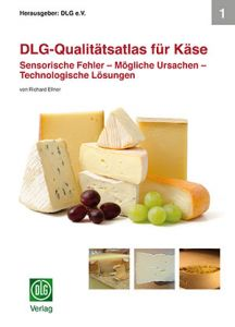 DLG-Qualitätsatlas für Käse