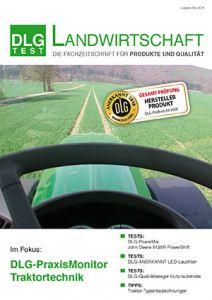 DLG-Test Landwirtschaft 2/2018