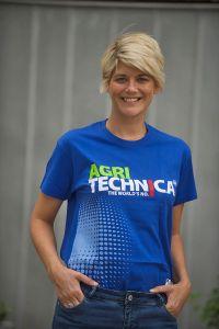 AGRITECHNICA - Shirt (großes Logo)