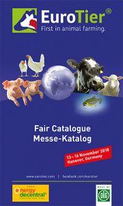 Messekatalog EuroTier 2018