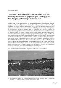 """""""Leutenot"""" im Erdbeerfeld – Saisonarbeit und Veredelungswirtschaft in gegenseitiger Abhängigkeit. Das Beispiel Oldenburger Münsterland"""